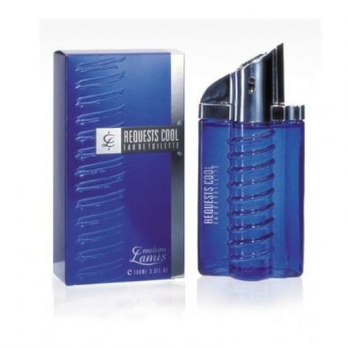 Creation Lamis Herren Eau de Toilette Spray REQUESTS COOL 100ml SR-18608