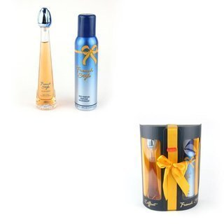 Dina Parfums Damen Parfum Set (Eau de Parfum 40ml + Deodorant Parfum Spray 150ml) French Style 190ml