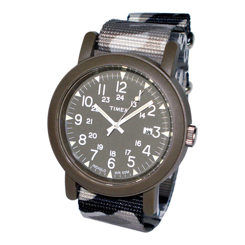 Timex Camper Grey ABT504 Herrenuhr