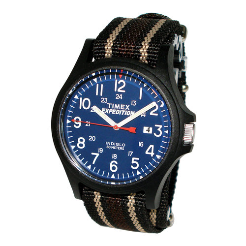 Timex Acadia Black ABT501 Herrenuhr