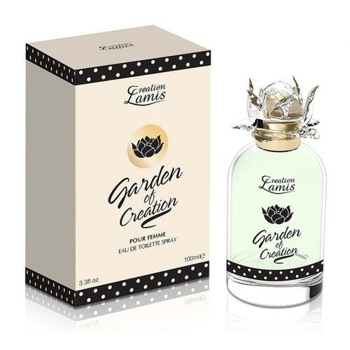 Creation Lamis Damen Eau de Parfum Spray Garden of Creation