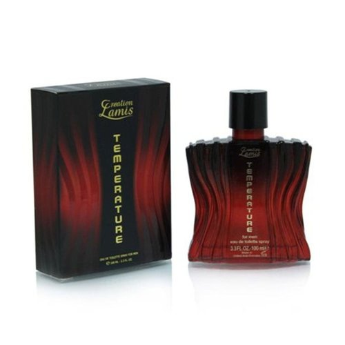 Creation Lamis Herren Eau de Toilette Spray TEMPERATURE 100ml