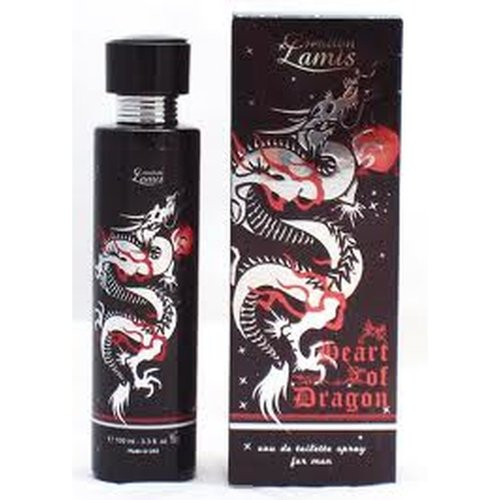 Heart of Dragon for man 100ml.